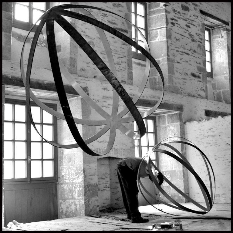 Musée de Morlaix Guillaume Castel sculpture