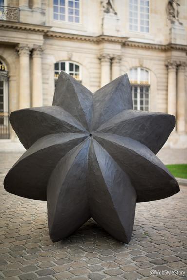 Sculpture Béton Bretagne Etats-Unis