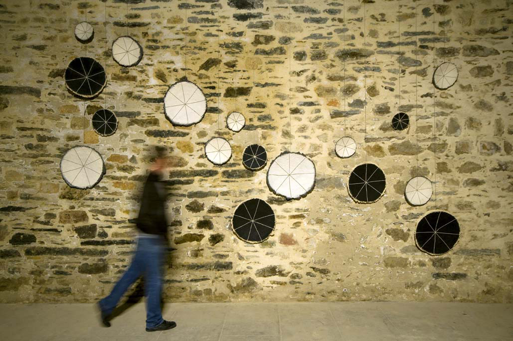 Sculptures organiques Musée Morlaix Castel