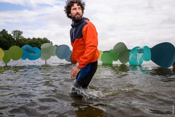 Guillaume CASTEL-installation-2019-PLOERMEL-ETANGS D ART©Pascal-GLAIS